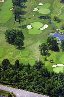 Photograph - 17th Hole Sunnybrook Golf Club by Duncan Pearson