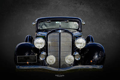 Photograph - 1934 Buick by Keith Hawley