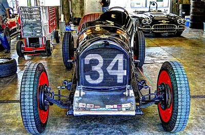 Photograph - 1934 Chevrolet Bigcar #34  by Josh Williams