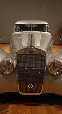 Photograph - 1937 Delage D8 120s by Renee Holder