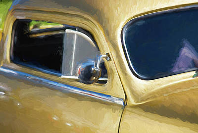 Photograph - 1950 Ford Pick Up Truck F100    by Rich Franco