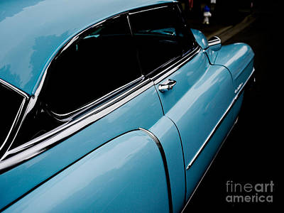 Photograph - 1952 Cadillac by M G Whittingham