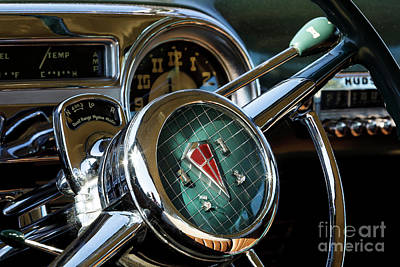 Photograph - 1953 Hudson Dash by Dennis Hedberg