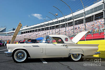 Photograph - 1957 Ford Thunderbird by Kevin McCarthy