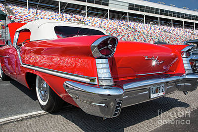 Photograph - 1957 Oldsmobile by Kevin McCarthy