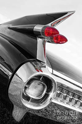 Photograph - 1959 Cadillac by Dennis Hedberg