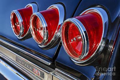 Photograph - 1965 Impala Super Sport by Dennis Hedberg
