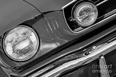 Photograph - 1965 Mustang by Dennis Hedberg