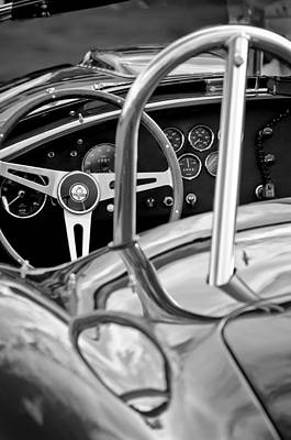 Cobra Wall Art - Photograph - 1966 Shelby 427 Cobra by Jill Reger