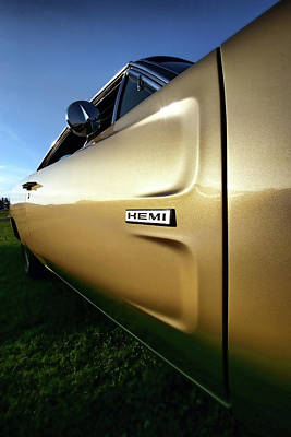 Photograph - 1968 Dodge Charger Hemi by Gordon Dean II