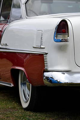 Photograph - 55 Chevy by Dean Ferreira