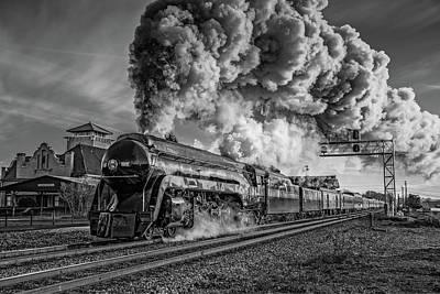 611 Photograph - 611 In Salisbury by Matt Plyler