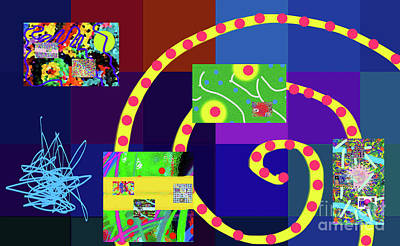 Digital Art - 7-18-2015dabcdefghijklmnopqrtuvwxyzabcdef by Walter Paul Bebirian