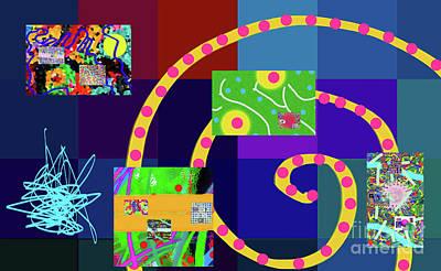 Digital Art - 7-18-2015dabcdefghijklmnopqrtuvwxyzabcdefg by Walter Paul Bebirian
