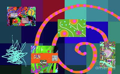 Digital Art - 7-18-2015dabcdefghijklmnopqrtuvwxyzabcdefghi by Walter Paul Bebirian