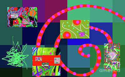 Digital Art - 7-18-2015dabcdefghijklmnopqrtuvwxyzabcdefghijk by Walter Paul Bebirian