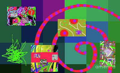 Digital Art - 7-18-2015dabcdefghijklmnopqrtuvwxyzabcdefghijklm by Walter Paul Bebirian