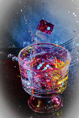 Photograph - 7-up by Mark Dunton