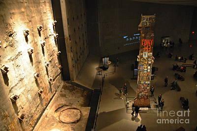 Photograph - 9/11 Memorial Museum by Jacqueline M Lewis