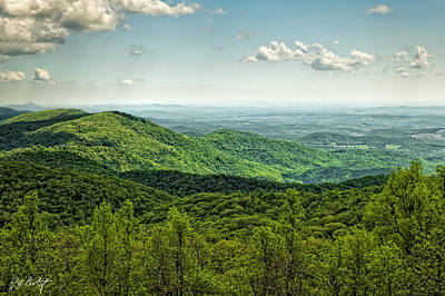 Blowing Rock Nc Photograph - A Blue Ridge View by Phill Doherty