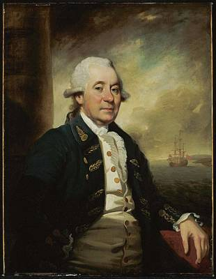 East India Painting - A Commander In The East India Company by MotionAge Designs