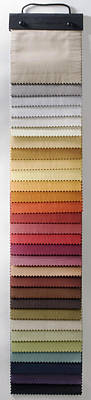 Y120817 Photograph - A Fabric Swatch by Larry Washburn