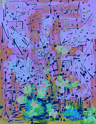 Painting - A New Beginning by Nancy Kane Chapman