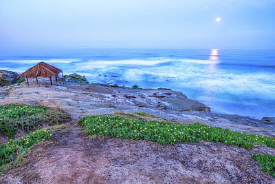 Surf Shack Photograph - A New Day by Joseph S Giacalone