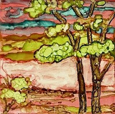Painting - A Peaceful Place by Brenda Owen