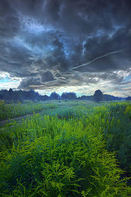 Photograph - A Quiet Reckoning by Phil Koch