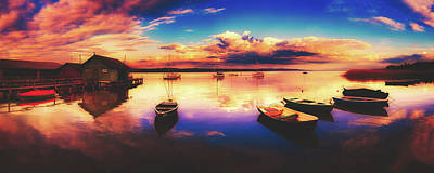 Photograph - A Reflective Mood by Pixabay