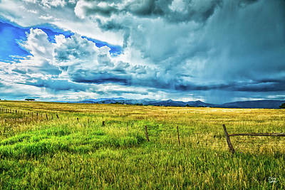 Photograph - A Storm Coming    by Gestalt Imagery
