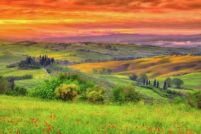 Photograph - A Tuscan Dream by Midori Chan