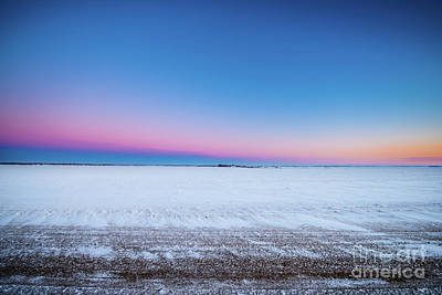 D800 Photograph - A Winter's Morning by Ian McGregor