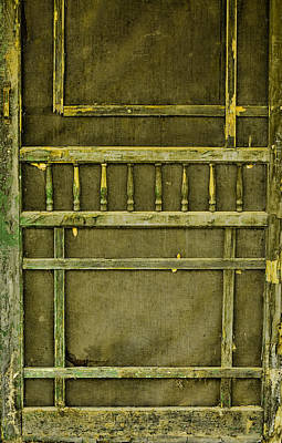 Screen Doors Photograph - Abandoned by Bonnie Bruno