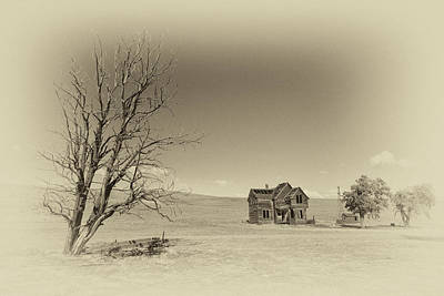 Photograph - Abandoned  by Gej Jones