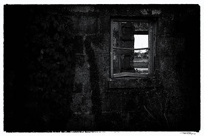 Photograph - Abandoned by Travis Burgess