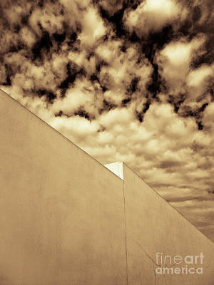 Photograph - Above The Wall by Fei A