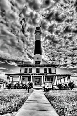 Photograph - Absecon Lighthouse by Anthony Sacco