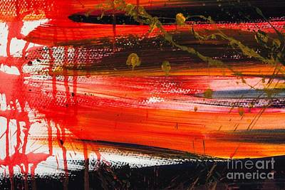 Photograph - Abstract 107 by Ed Churchill