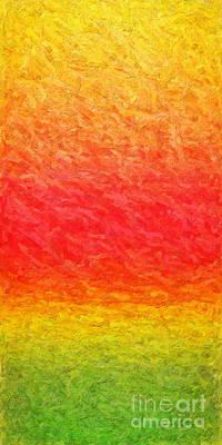 Digital Art - Abstract 105b by Ed Churchill