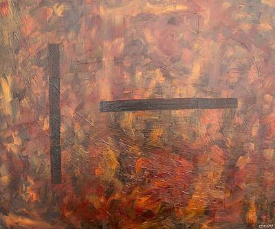 Murphy Painting - Abstract 518 by Patrick J Murphy