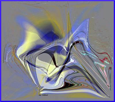 Digital Art - Abstract #67 by Iris Gelbart