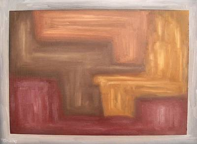 Murphy Painting - Abstract 884 by Patrick J Murphy