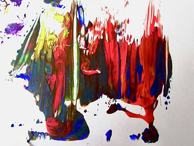 Painting - Abstract 9025 by Stephanie Moore