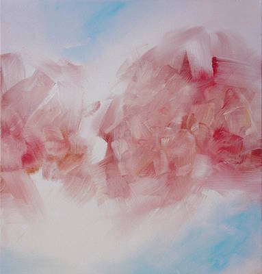 Painting - Abstract Art Painting by Shiela Gosselin