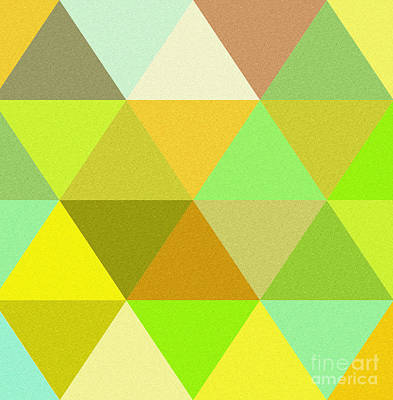 Abstract Colors  Art Print