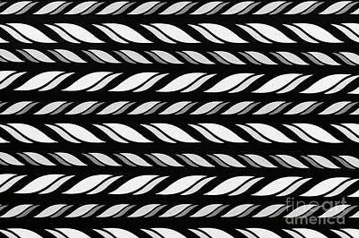 Photograph - Abstract Patterns  by Jim Corwin