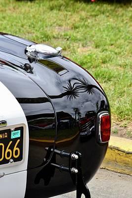 Photograph - Ac Cobra Detail by Dean Ferreira