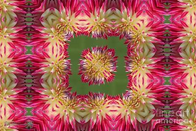 Digital Art - Ac Joy Abstract by J McCombie